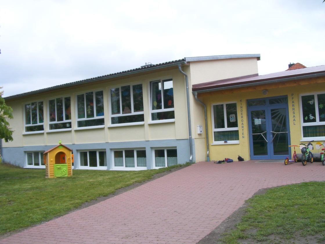Kindergarten Donnersdorf Home